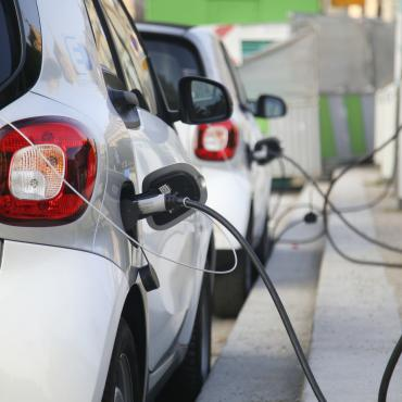 Electric Vehicles Charging Batteries